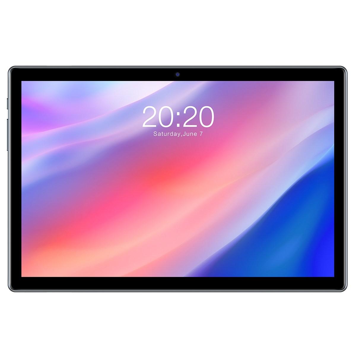 [인기 신제품] Taipower P20 P20HD 10.1 인치 풀 넷콤 4G 안드로이드 10 태블릿 4G + 64G AI 스마트, 실버 전에 블랙, 32GB_전체 Netcom 4G + WIFI_패키지 3