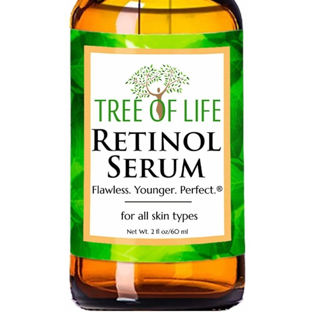 tree of life Retinol Serum 트리 오브 라이프 레티놀 세럼 2oz(60ml), 1개