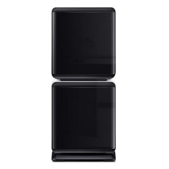[삼성] 비스포크 큐브 냉장고 코타화이트+차콜 CRS25T95015WMK (POP 4561935703)