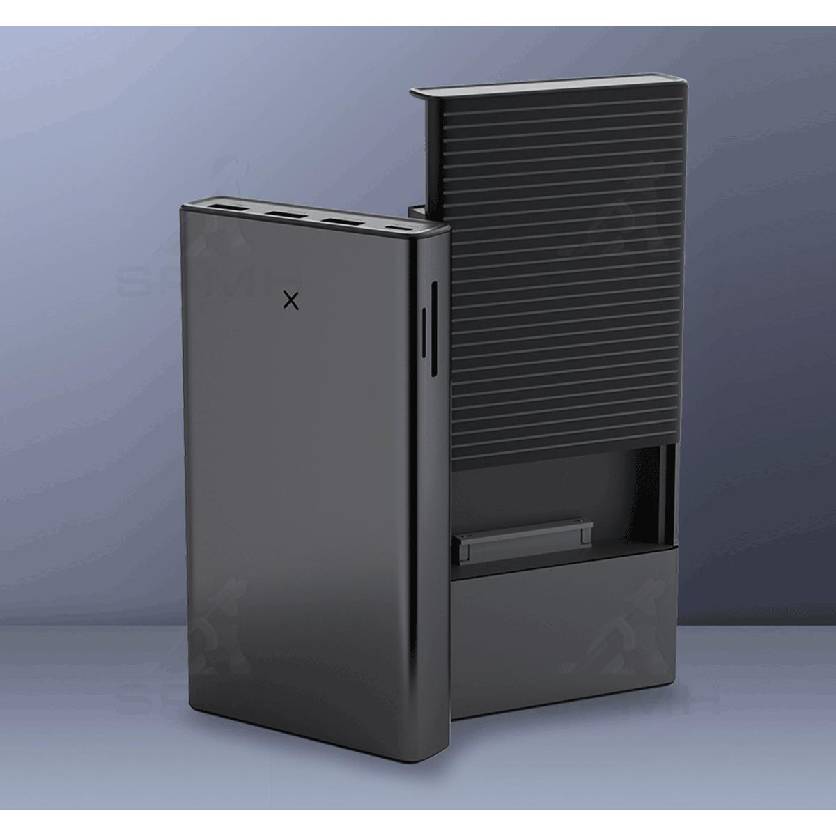SPMH USB허브 외장하드 케이스 SD카드 리더 휴대용하드허브 독 도킹스테이션 (POP 5352700577)