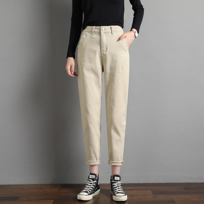 나래쇼핑몰 배기 팬츠 청바지 여성 가을옷 하이웨스트 와이드 루즈핏 슬림핏 스트레이트핏 일자 무