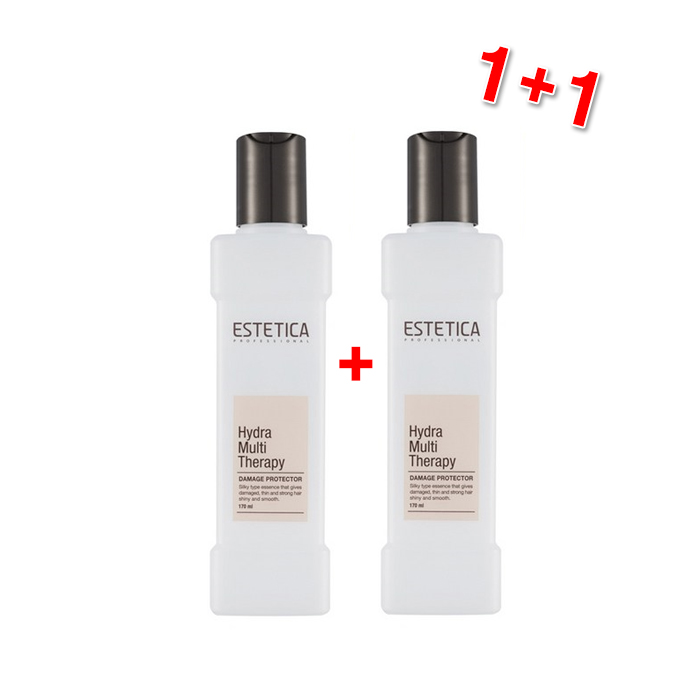 에스테티카 하이드라 멀티테라피170ml 헤어에센스 1+1, 2개, 170ml