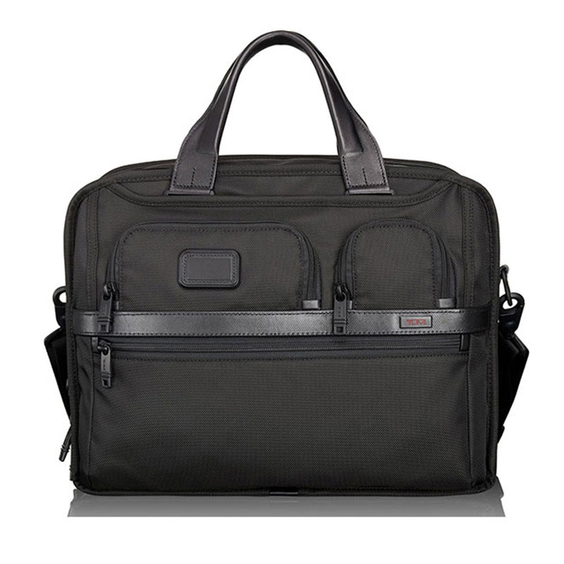 Tumi 투미 26145 D2 Alpha2 남성 노트북 가방 대용량 서류가방