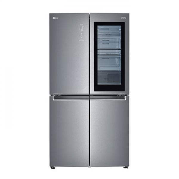 LG전자 프리미엄 엘지 4도어 양문형 냉장고 870L (POP 4326480291)