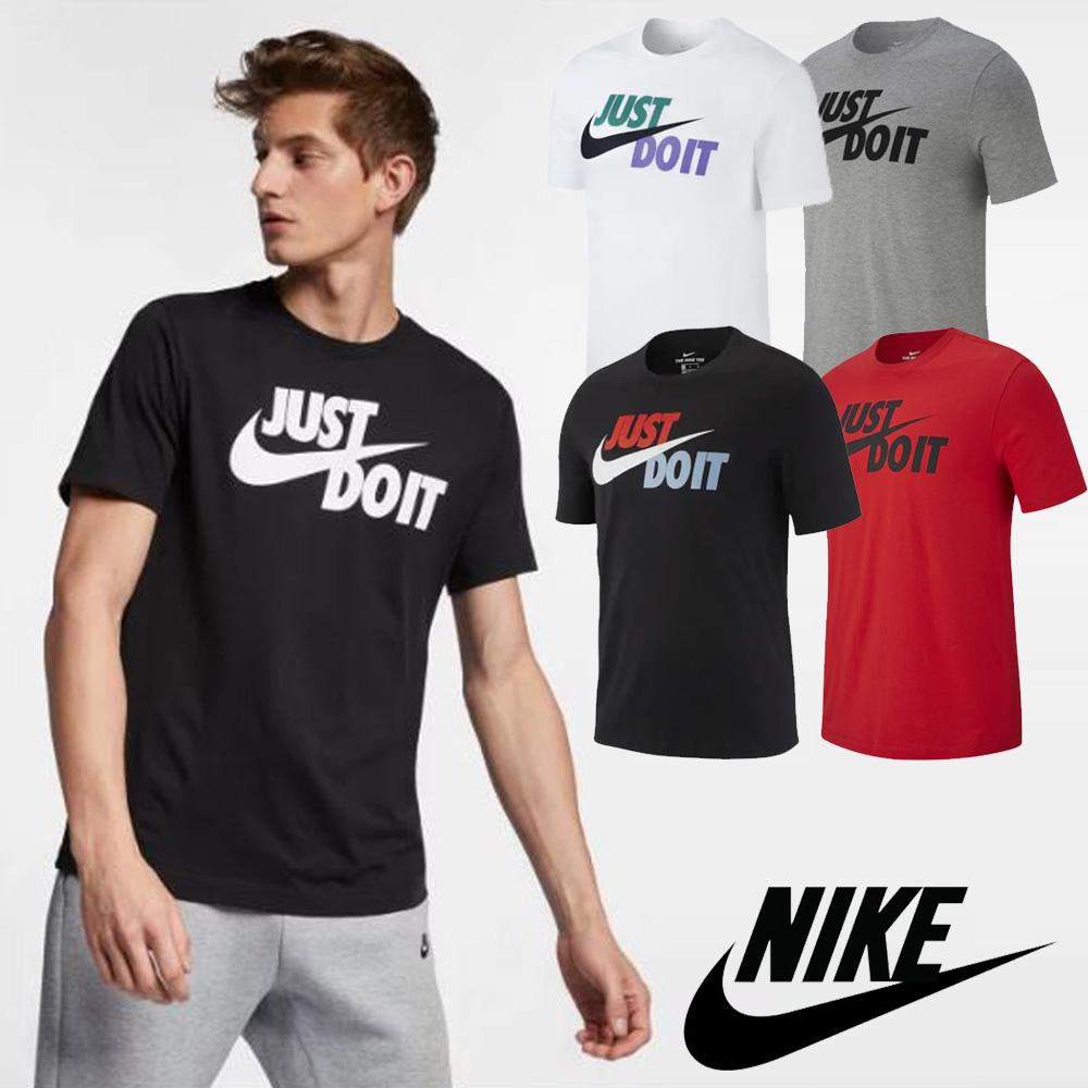 [미국] 나이키 반팔티 Nike Just Do It Swoosh T-Shirt 저스트두잇 스우시 티셔츠 반팔