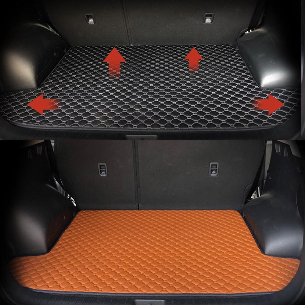 K3 바닥트렁크 퀼팅 매트, 쏘렌토MQ4 5인승트렁크매트