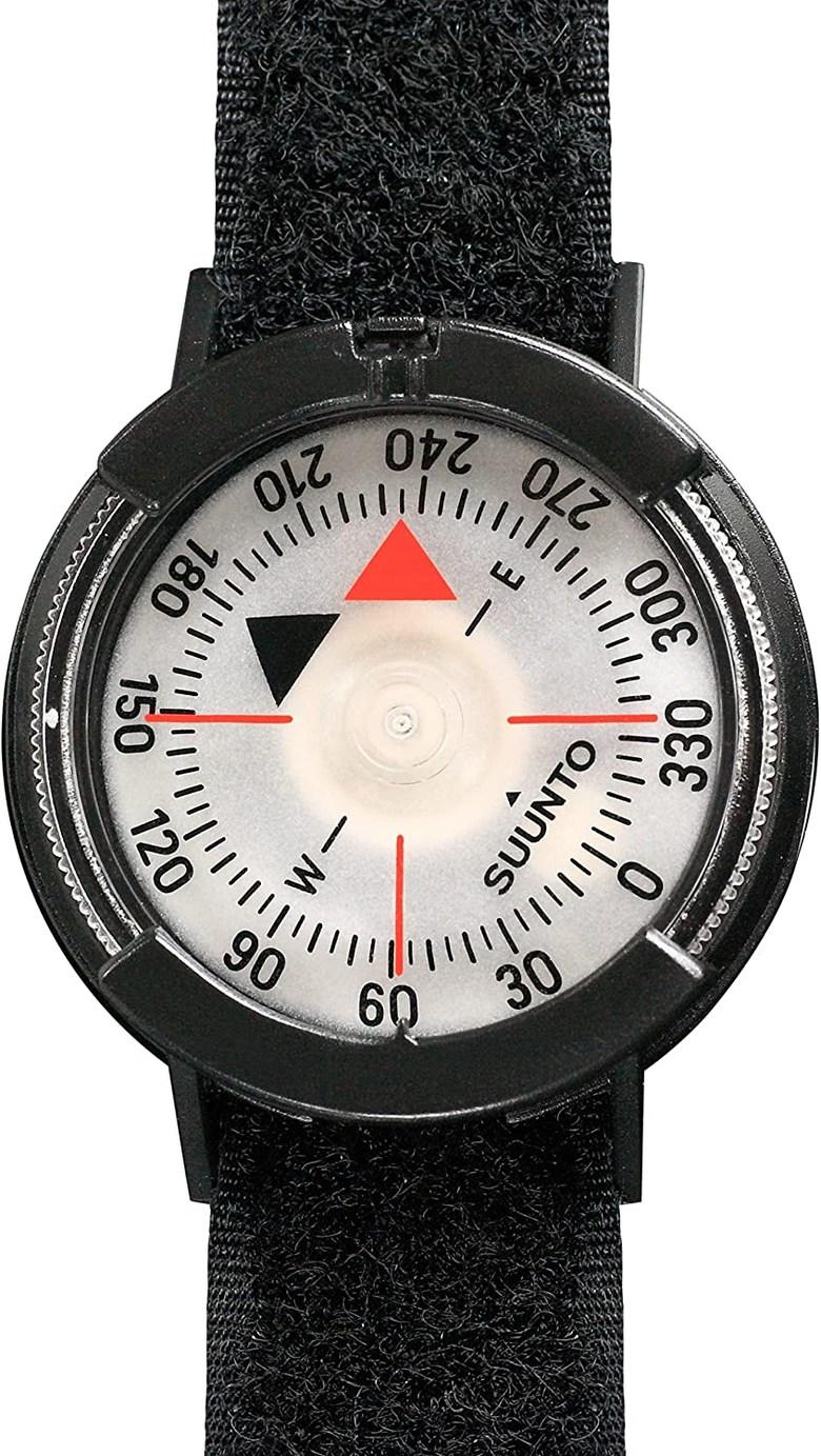 Suunto M-9 w/Velcro Strap Compass-B001F8SBNO