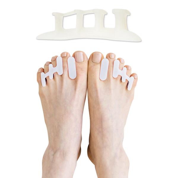 더바른 무지외반증 엄지 발가락교정기 의료기기 데니스브라운부목, 1개