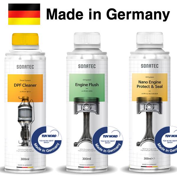 소나텍 DPF 크리너(300ml) 연료첨가제, 1개