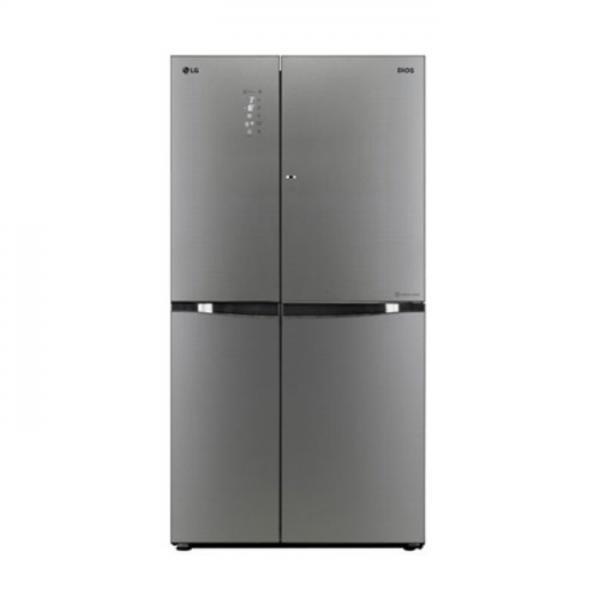 LG전자 프리미엄 엘지 2도어 양문형 냉장고 821L 매직스페이스 1등급 매직디스플레이 (POP 4326332513)