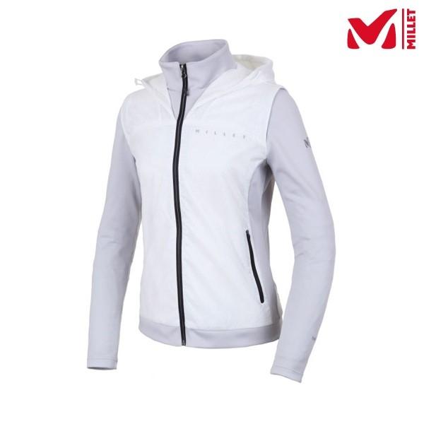 밀레 여성 LD 레오폴라텍알파 자켓 MXMSJ501 WHI