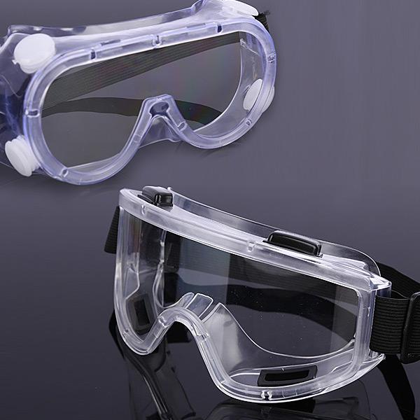 보안경 안전고글 투명 보호안경 스키고글 산업용 용접, 1 (POP 2243943253)