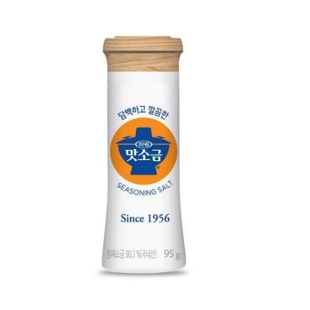 청정원 맛소금, 95g, 2개
