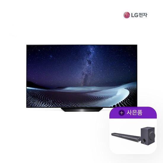 [방송]LG 올레드 TV AI ThinQ 65인치 OLED65BXFNA + 무선 사운드바, 상세설명 참조, 65형 올레드 벽걸이형 (POP 4740818277)