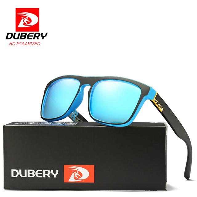 [Dubery] 편광 선글라스
