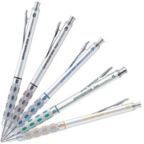 펜텔 그라프기어1000 샤프 0.3/0.5/0.7/0.9mm PG-1013/1015/1017/1019, 0.4mm, 1개