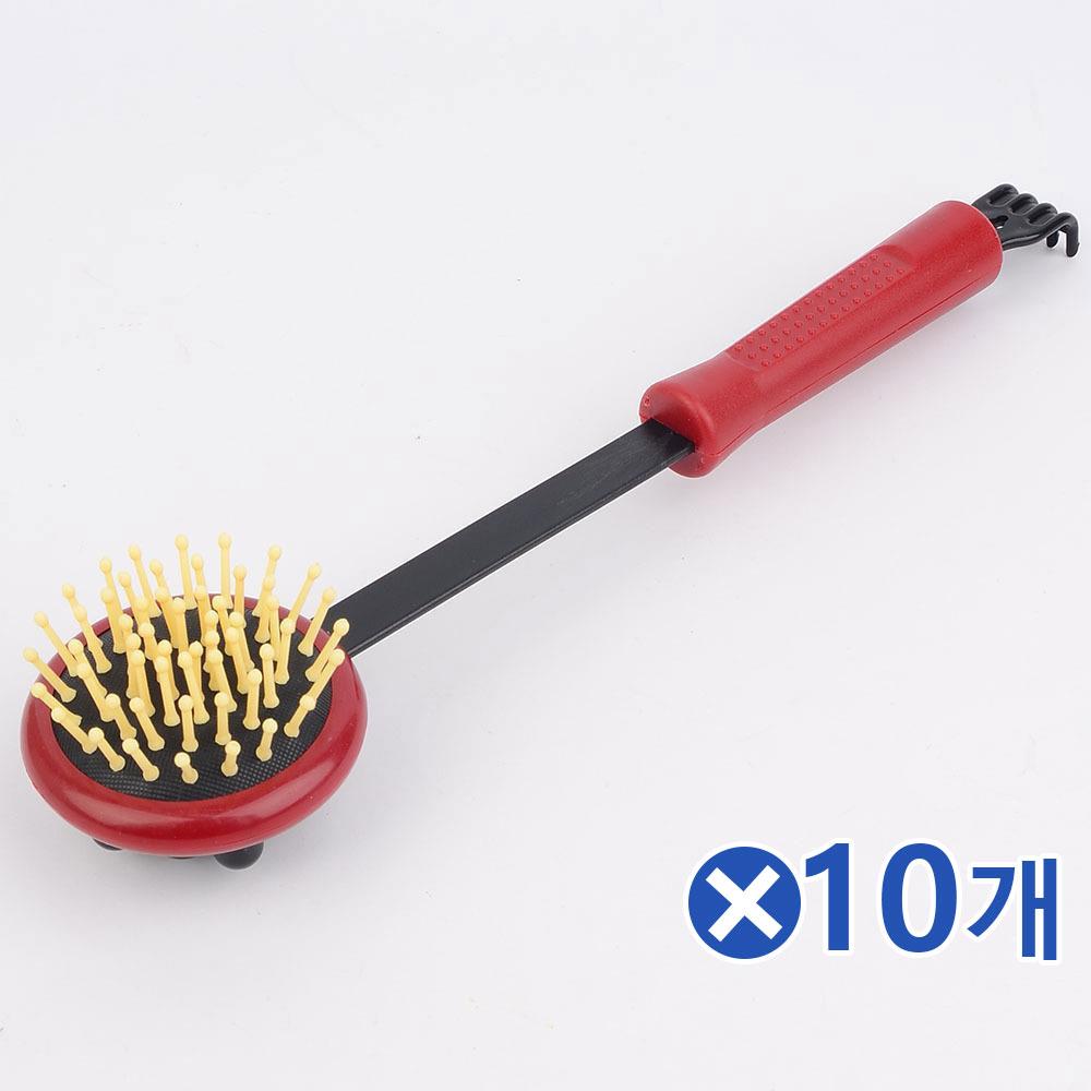 HKC53469 (10개묶음)지압 안마기 효자손 안마봉 팡팡안마기, 본 상품 선택, 본 상품 선택
