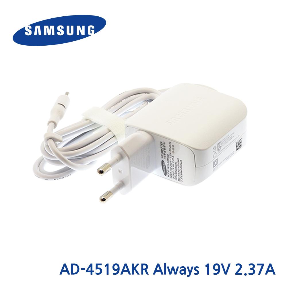 삼성 19V 2.37A 올웨이즈9 어댑터 AD-4519AKR 정품 노트북 충전기