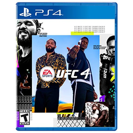 플스4 PS4 게임 타이틀 S615 EA SPORTS UFC 4 - PlayStation 4, 상세 설명 참조0