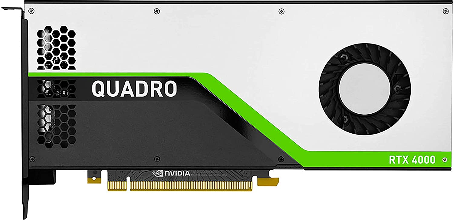 HP 5JV89AT Quadro RTX 4000 Graphic Card - 8 GB GDDR6-B07QQ25YVH, one color / one size
