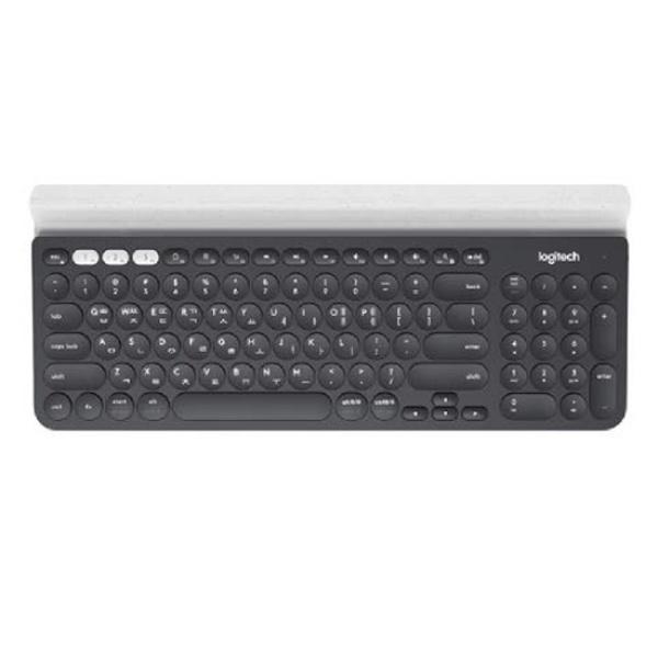 (로지텍) K780 블루투스 키보드 정품, 옵션없음, 옵션없음