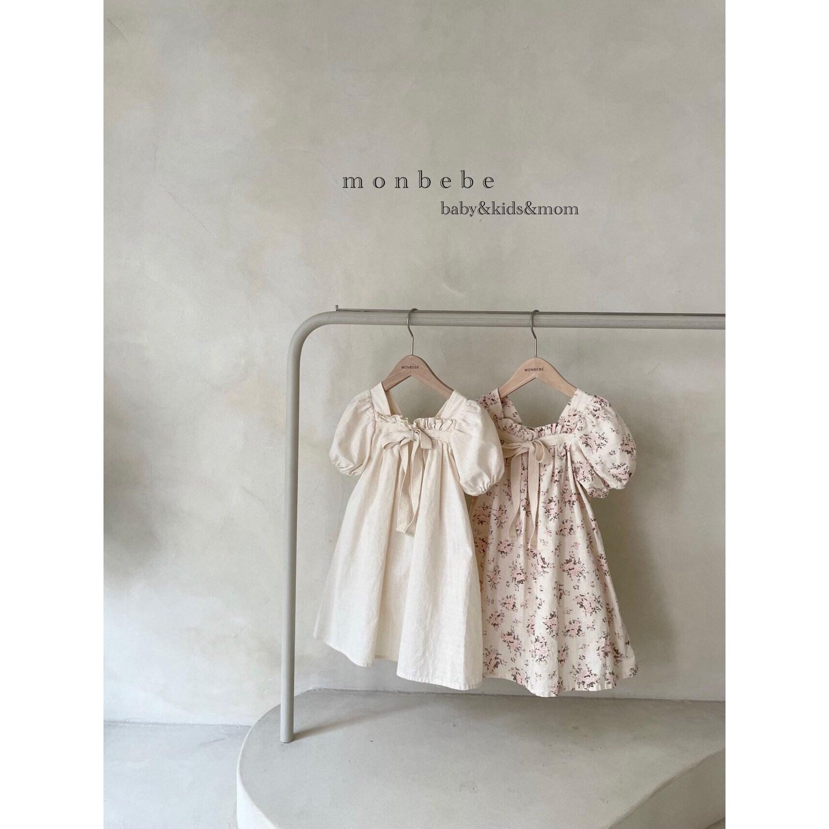 리리원피스 몽베베 여름 여아옷 유아동 키즈