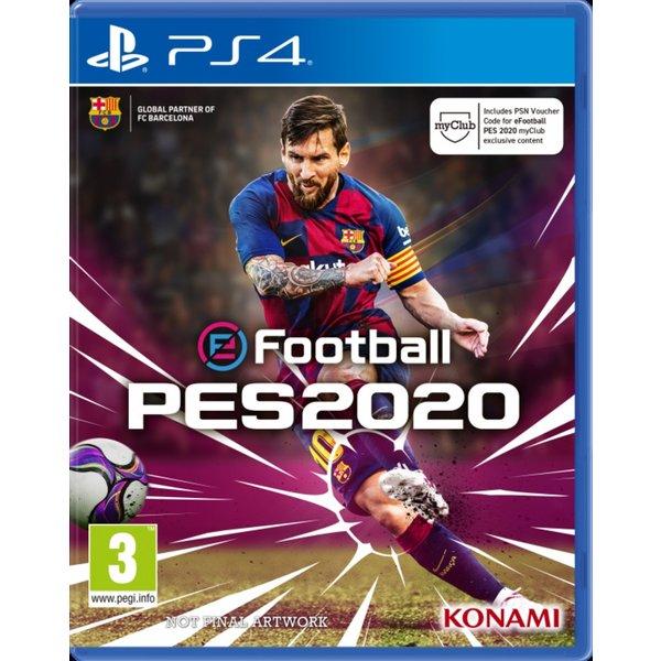 PS4 위닝일레븐PES 2020, 단일상품