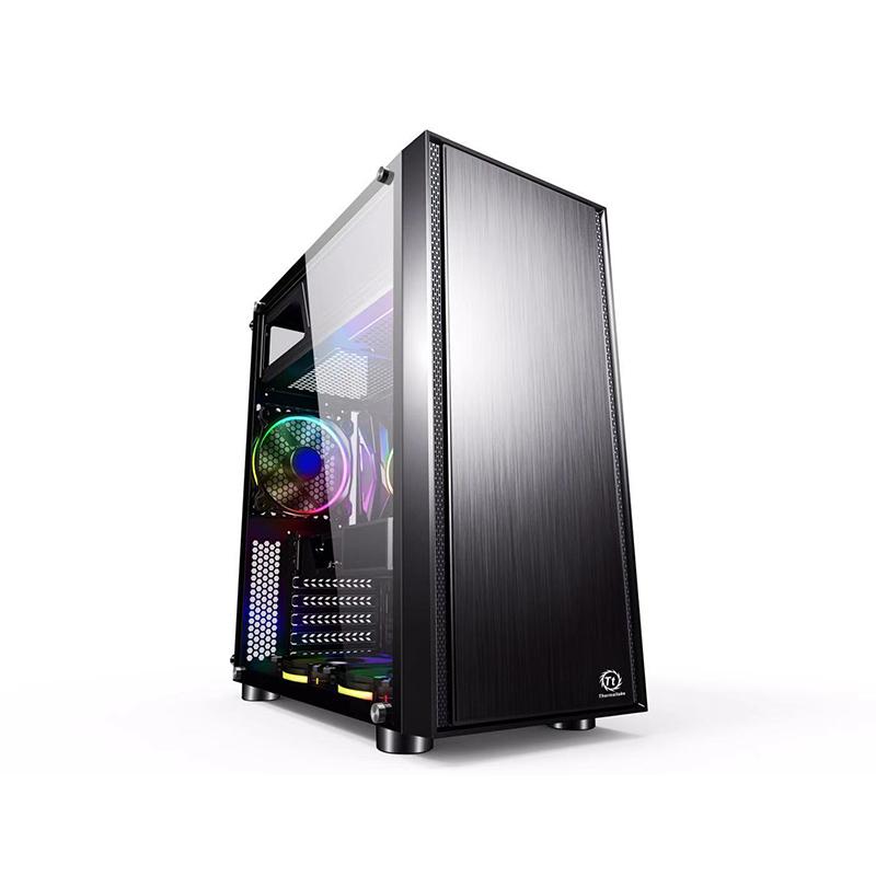 게임기케이스 Tt K11데스크톱 컴퓨터 수냉식 본체 matx/atx사이드비침 게임 diy개성 작은공간 박스