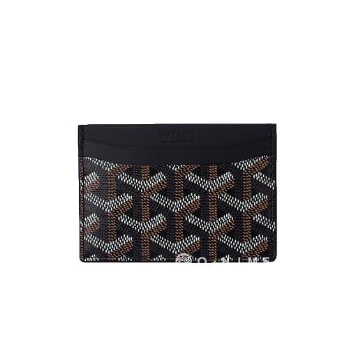고야드 [고야드] 지갑 카드홀더 SULPICE 기본-블랙