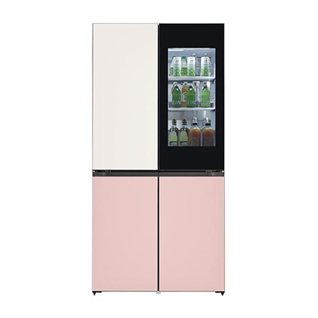 LG전자 M620GBP351S 오브제컬렉션 빌트인 타입 냉장고 1등급 글라스