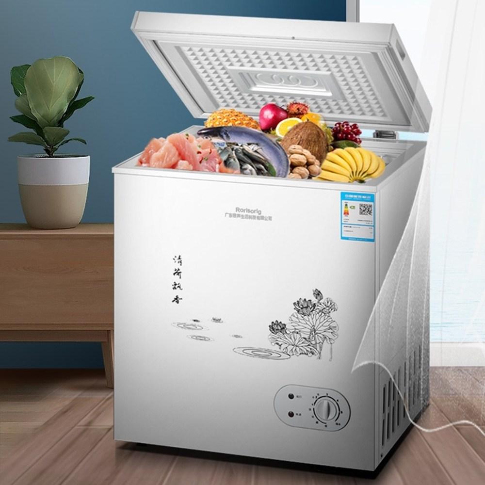 김치냉장고미니 소형 미니 냉동고 108L