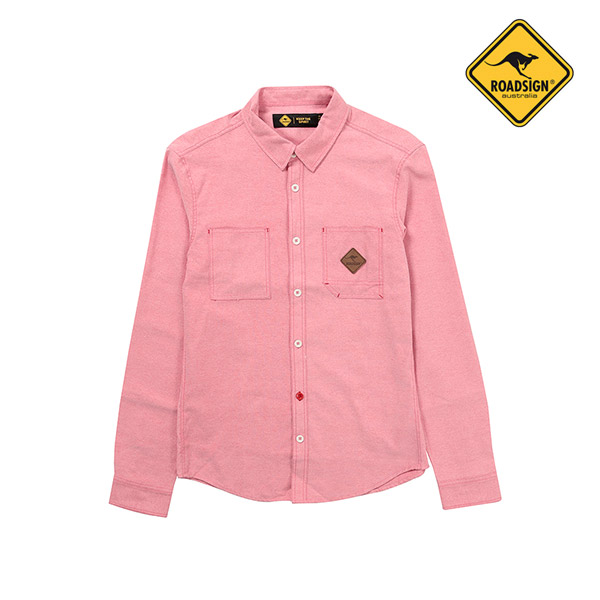 로드사인 [로드사인] P 유니 베이직 셔츠-RASY303A_RE