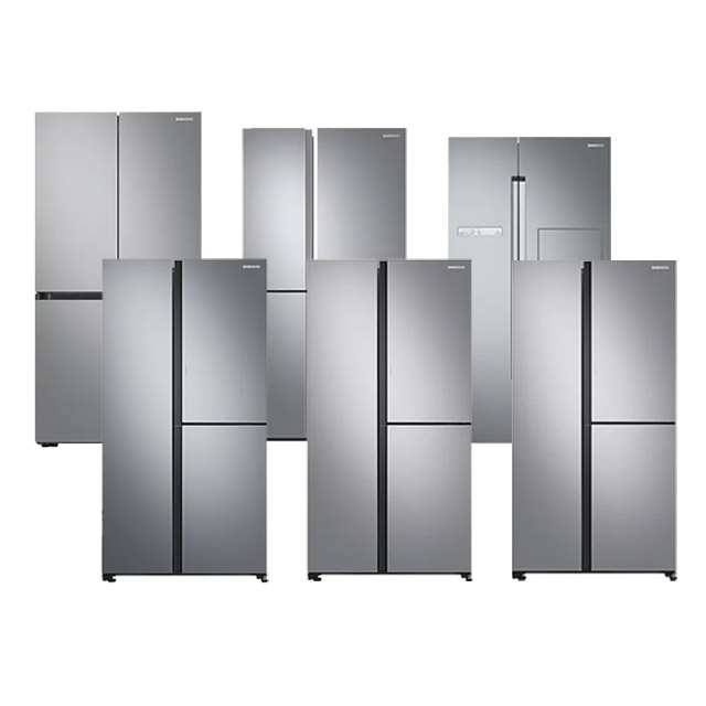 삼성전자 양문형 냉장고 지펠 비스포크 모음전