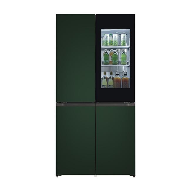 LG전자 M870SGG451S 오브제컬렉션 냉장고 1등급 스테인리스 (POP 4577325421)