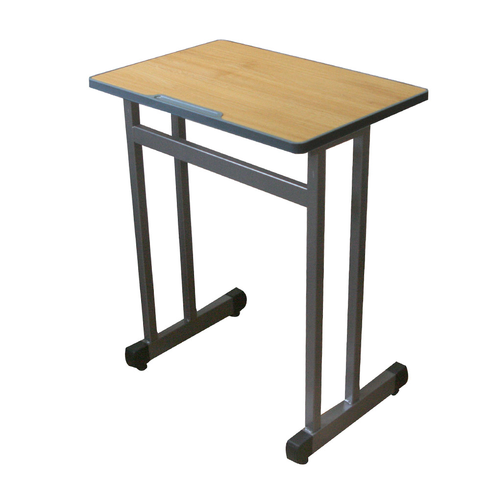 창신정밀 학원용책상 자습실책상 학원의자 학원용책상의자 공부방책상 의자, 1인용 책상
