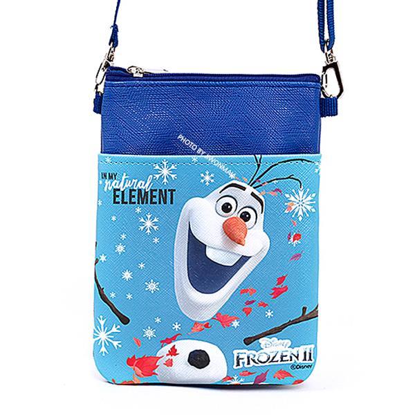 아동힙색 겨울왕국2 크로스백-올라프 CR-06 힙색 크로스백 소풍가방 가방 소풍힙색