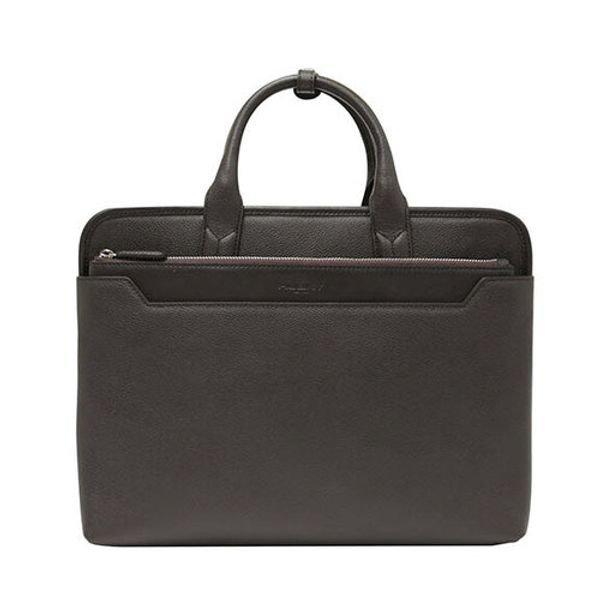 [갤러리아] 허스키뉴욕명품 가죽서류가방+클러치셋트/허스키 HA-5102406 BROWN