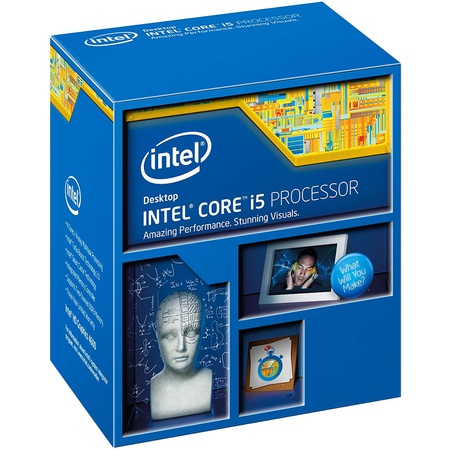 intel Desktop CPU i5-4590 SR1QJ Socket H3 LGA1150 CM8064601560615 BX80646I54590 BXC80646I54590 3.3GH, 상세 설명 참조0
