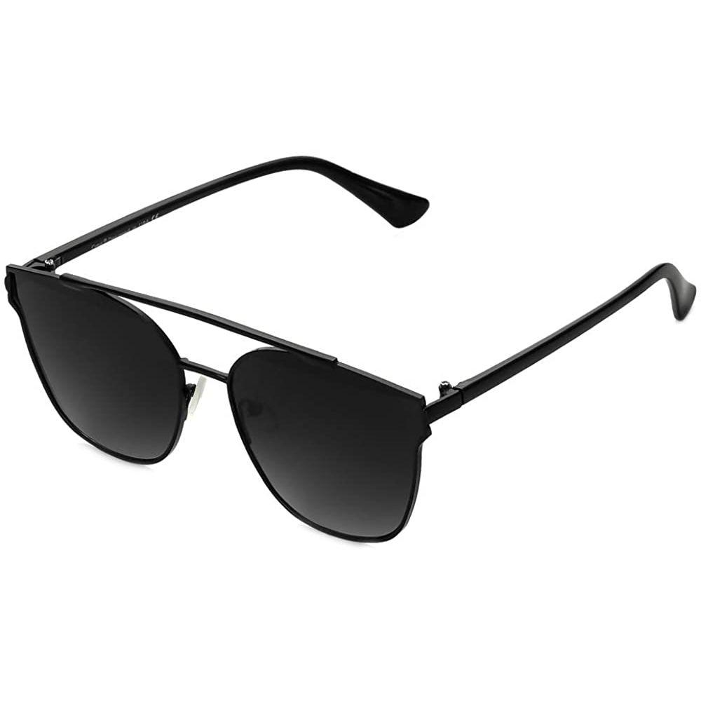 Cyxus 빈티지 편광 선글라스 패션 고양이 눈 태양 안경 낚시 야외 태양 안경 남녀 운전