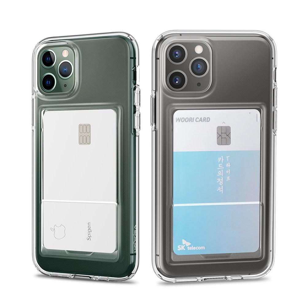 슈피겐 크리스탈 카드슬라이더 휴대폰 케이스 (POP 5314868728)