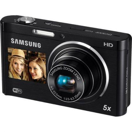 Samsung DV300F Dual View Smart Camera - Black (EC-DV300FBPBUS) (Discontinued by Manufacturer) PROD33, 상세 설명 참조0