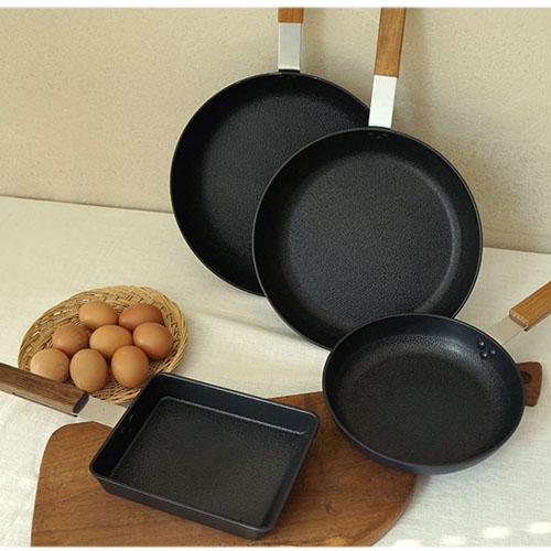 오슬로 IH 인덕션 후라이팬 20CM 26cm 28cm 계란말이, 1개, 후라이팬 26CM