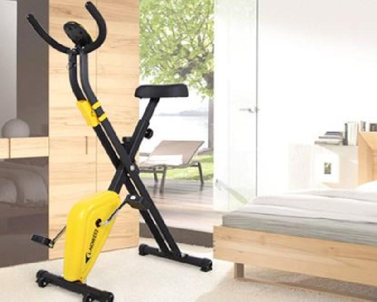 homeclia 실내용 자전거 운동기구 접이식 헬스사이클, 옵션 5