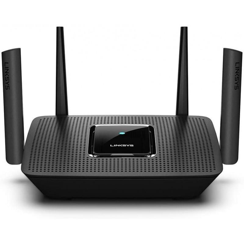 링크시스 Wi-Fi 라우터 메쉬 트리플 밴드 MR8300 AC2200 (벨롭 멀티 룸 Wi-Fi 시스템 4 기가비트 이더, 단일상품