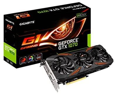 3.예상수령일 2-6일 이내 일본 기가 바이트 GIGABYTE 비디오 카드 NVIDIA GeForce GTX 1070 탑재 오버 클, 상세 설명 참조0