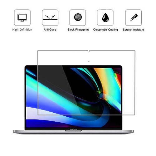 (3 팩) Apple MacBook 프로 (16 인치) 2020 2019 모델 A2141 매트 눈부심 ?, 상세내용참조