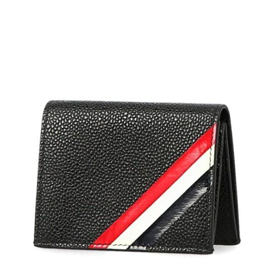[톰브라운] MAW044A 00198 001 삼선 카드지갑