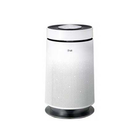 LG전자 퓨리케어 1단 공기청정기 AS190DWFA [61.2m ], 없음