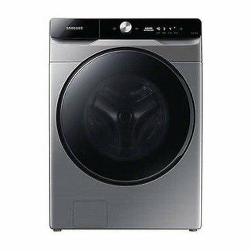 [삼성] 그랑데 세탁기AI 21kg WF21T6500KP (이녹스), 단일상품