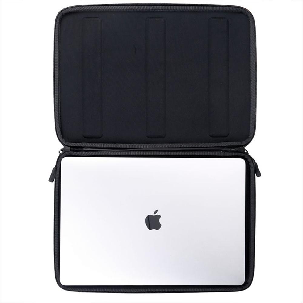 스마트리 맥북 프로 16인치 특수 보호 레트로 방수 케이스 파우치
